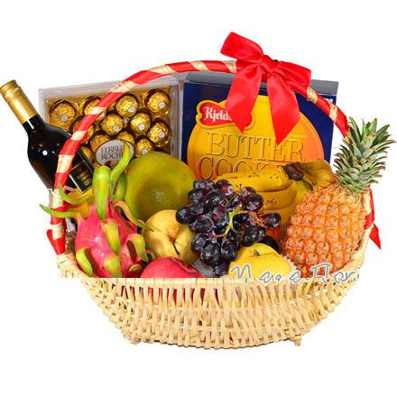 Basket for any occasion - Pinay Gifts