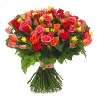 60 Mix Roses gifts