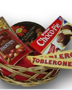 Chocolate Combo basket